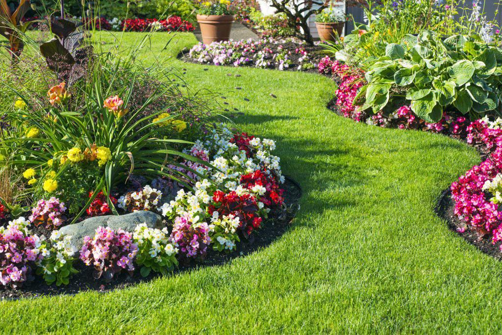 Flower Beds & Garden Contractor Denver, CO   Lawn Sodding & Planting